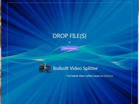 Boilsoft Video Splitter v8.1.4破解版