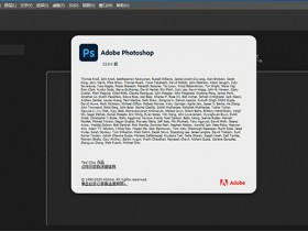 Adobe Photoshop 2021中文绿色版  v22.0.0.35