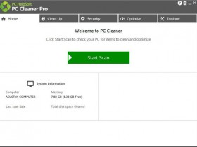 PC Cleaner Pro破解版 v8.0.0.9